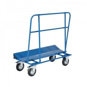 Chariot porte panneaux 500 kg vue de 3/4